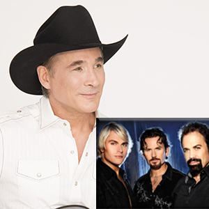 Clint Black and Texas Tenors